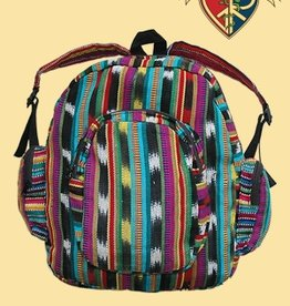 MARIMBA ON THE MOVE JASPE BACKPACK BAG