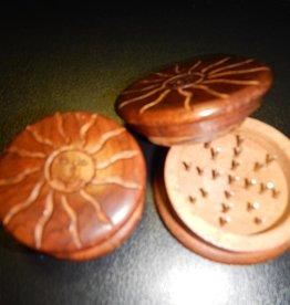 Wood Grinder w. Design