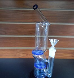 Zig Zag Double H/Comb - Waterpipe