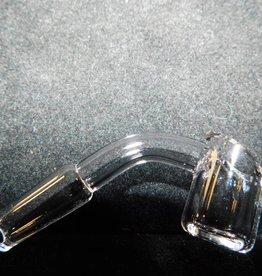 45 Deg. Quartz Banger - 10mm Male