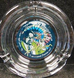 Ashtray - Jack Herer Signature - Glass