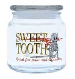 16oz Sweet Tooth Pop Top Jar