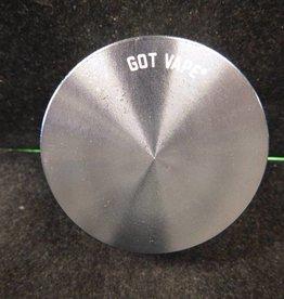 4 pc Got Vape Grinder - Grey