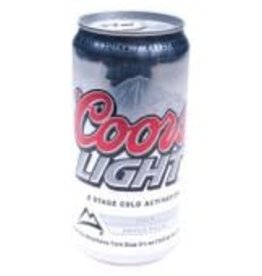 Beer Can Safe Coors Light