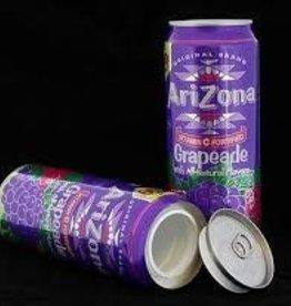 Arizona Grapeaid Stash Can