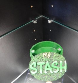 """My Stash"" Oval Box"