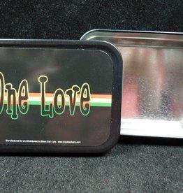 Large Stash Tin - One Love