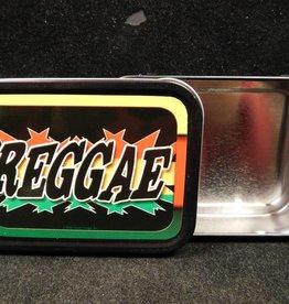 Large Stash Tin - Reggae