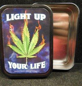 Light Up Your LIfe - Stash Tin Large