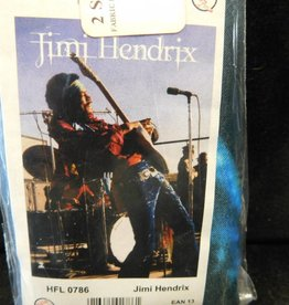 Jimi Hendrix Fabric Poster