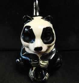 Ceramic Panda - Handpipe