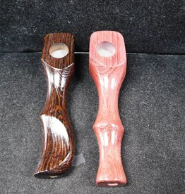 Wood Handpipe - MI - Small