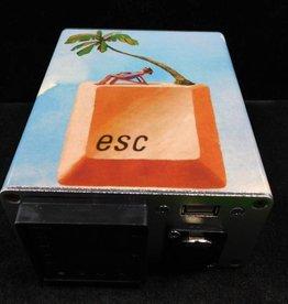 ESC - Enail - 16mm coil w. Nail