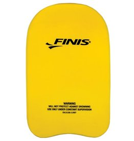 Foam Kickboard  Yellow Adult