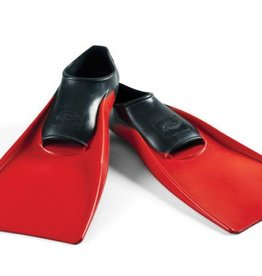 Floating Fins Black/Red 9-11