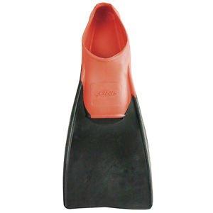Floating Fins Red/Black 3-5