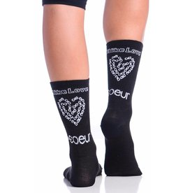 Coeur Bike Love Socks
