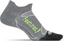 Feetures Elite Merino + No Show Socks