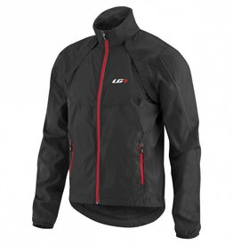 CABRIOLET CYCLING JACKET BLACK/RED XL