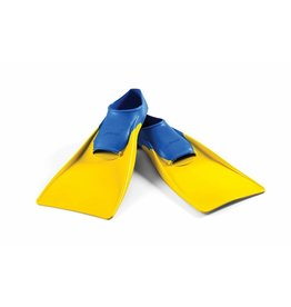 Floating Fins Blue/Yellow 1-3