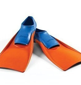Floating Fins Blue/Orange Jr 11-1