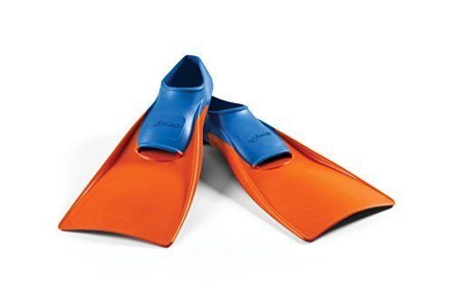 Floating Fins Blue/Orange Jr 11-1