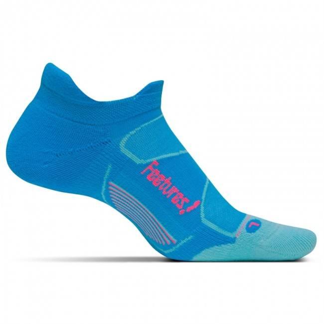 Feetures Elite Max Cushion No Show Socks