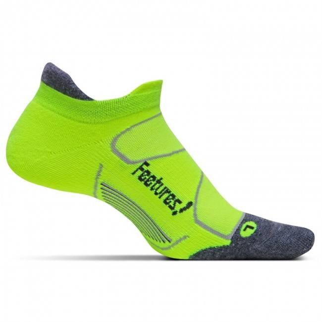 Feetures Elite Max Cushion No Show Socks