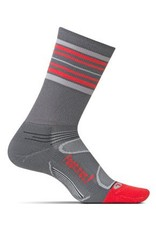 Feetures Elite Crew Medium Black Socks