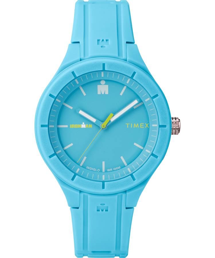 IRONMAN Essentials 38mm Silicone Strap Watch