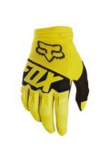 Fox Fox Dirtpaw Race Glove Yellow