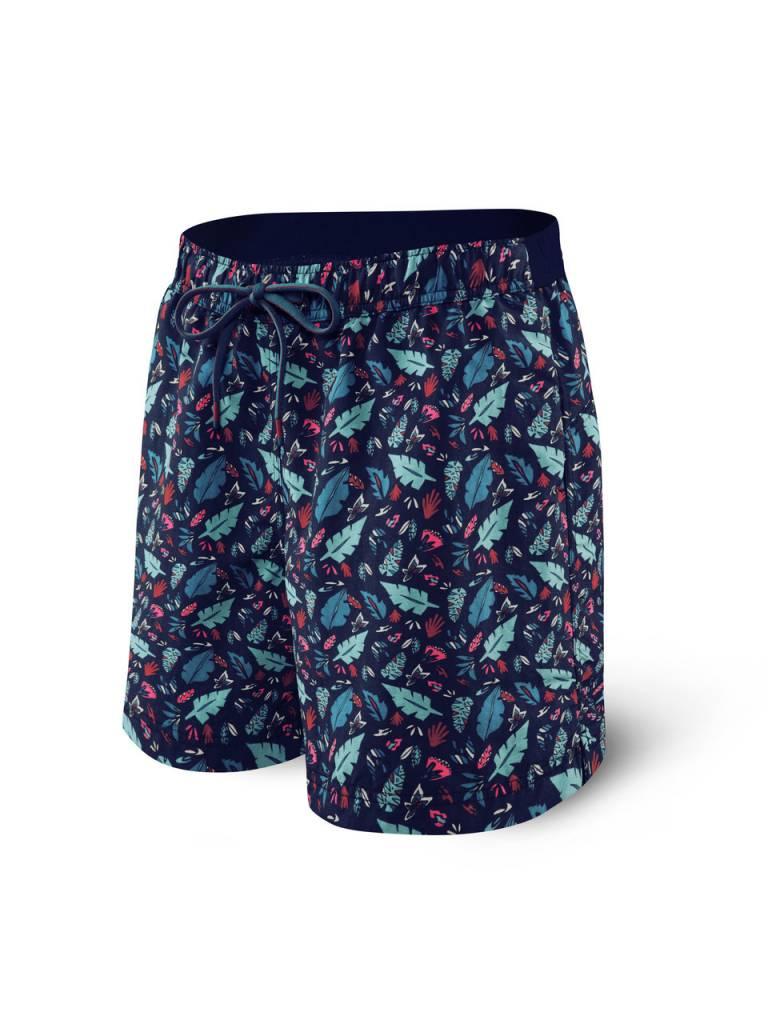 """Saxx Underwear Saxx Underwear Cannonball 2N1 Swim 9"""""""