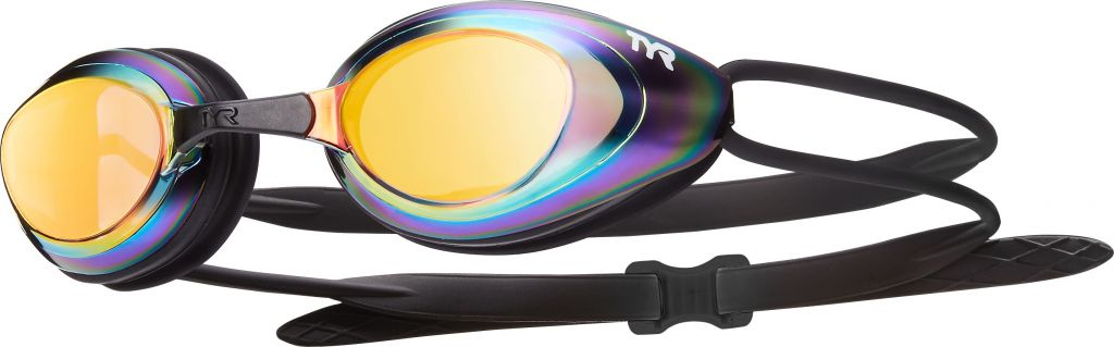 TYR Blackhawk Mirrored Goggles