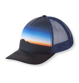Pistil Pistil Dusk Trucker Hat