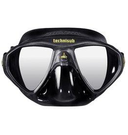 Aqualung Micromask Black/Black Silicone
