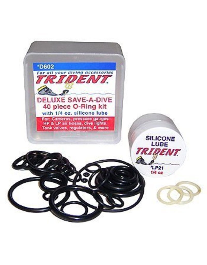 Trident Deluxe OW Save a Dive Kit