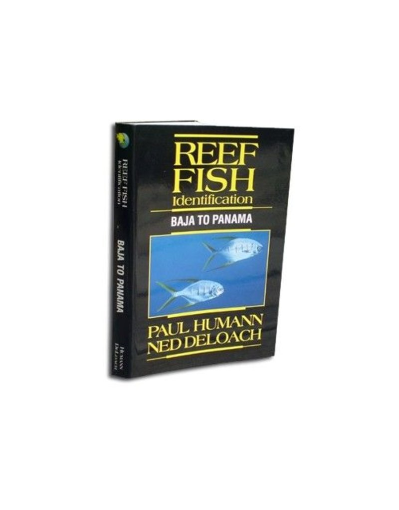 Innovative Scuba Concepts Reef Fish Identification - Baja to Panama