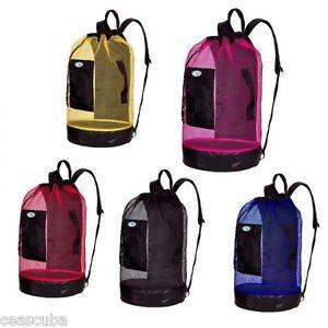 Stahlsac Panama Mesh Backpack