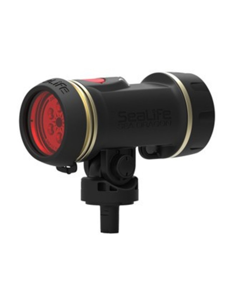 Sealife Red filter for Sea Dragon Photo/Video/Dive Lights