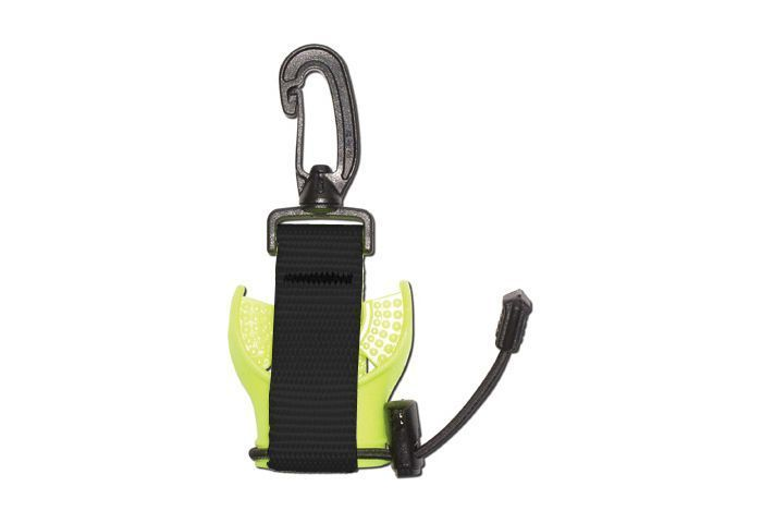 Cetacea Ultimate BC Octo Holder yellow