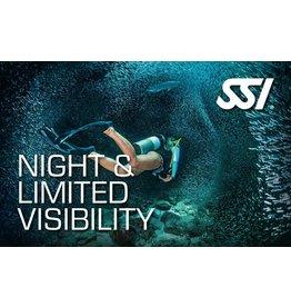 72 Aquatics Night/Limited Vis Class