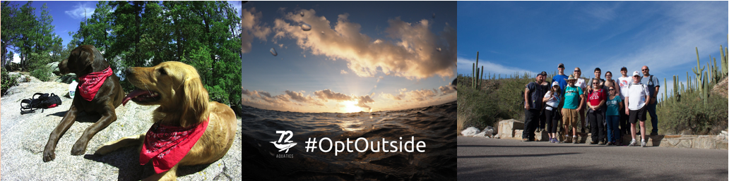 Tucson Opts Outside This Black Friday 72 Aquatics