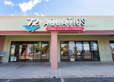 72 Aquatics Store