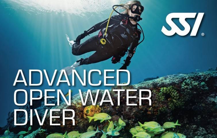 Advanced Diver Certification - 72 Aquatics