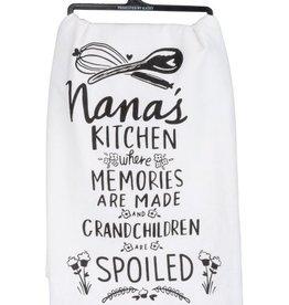 primitives by kathy Nana's Kitchen Humorous Towel