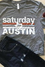 edna rose Saturday In Austin T-Shirt