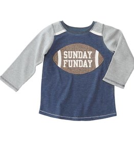 Mud Pie Sunday Funday TShirt