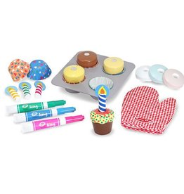 Melissa & Doug Bake & Decorate Cupcake