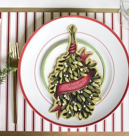 hester and cook Mistletoe Table Accent