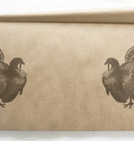 hester and cook Turkey Placemat